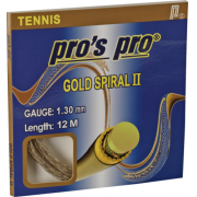 Pro's Pro Gold Spiral II 12 m.