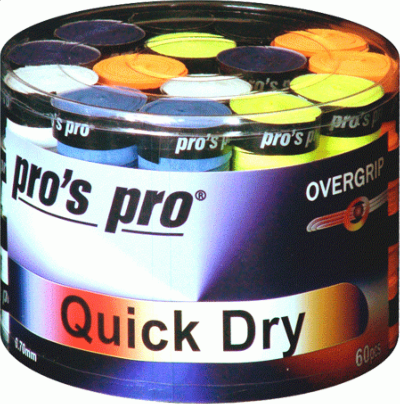 Pro's Pro Quick Dry New, 60 uds.